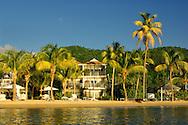 Ocean Suites at Carlisle Bay Resort, Antigua, Caribbean Island