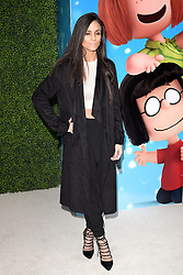 The UK Gala Screening of Snoopy and Charlie Brown The Peanuts Movie at Vue West End, Leicester Square, London on Saturday 28 November 2015