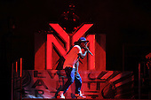 7/14/2013 - Lil Wayne performs during the Americas Most Wanted Tour at the Cruzan Amphitheater