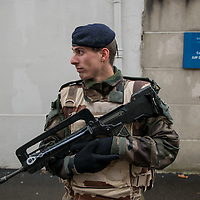 Security Measures Stepped Up In Lyon