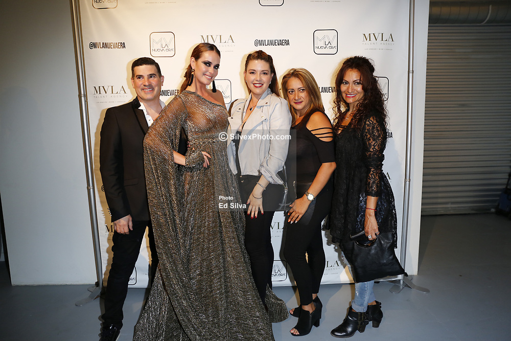 LOS ANGELES, CA - MAY 6  Venezuelan beauty and former Miss Universe Alicia Machado attends the MVLA Agency opening gala. 2017 May 6.  Byline, credit, TV usage, web usage or link back must read SILVEXPHOTO.COM. Failure to byline correctly will incur double the agreed fee. Tel: +1 714 504 6870.