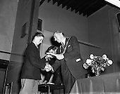 1957 Wesley College Presentation of Prizes