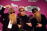 ZZ Top 1999.© Chris Walter.