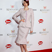Coco Rocha - 2013 Kentucky Derby - Louisville, Ky