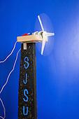 WSQ Magazine –Intro to Engineering Wind Turbines
