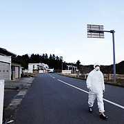 Greenpeace in Fukushima