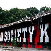 Mad Society Kings graffiti