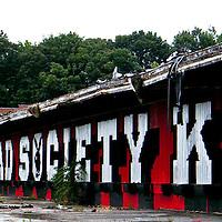 Mad Society Kings graffiti