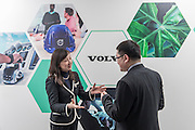 CHINA / Beijing / 27/03/2015<br /> <br /> Ting LIU. Director, HR &amp; Communications at Volvo Financial Services , Coaching Trainer Mr. Charles Zai <br /> <br /> &copy; Daniele Mattioli For Volvo
