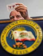 Gov. Brown's budget revise press conference