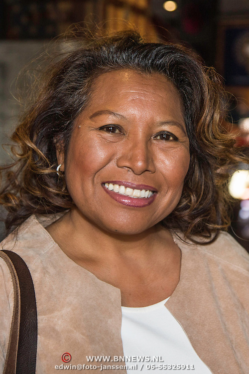 NLD/Amsterdam/20140512 - Uitreiking Nannic Award 2014, Justine Pelmelay