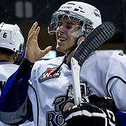 VIctoria Royals vs Vancouver Giants January 31, 2014
