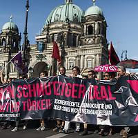 02 Demo gegen den Tuerkei Deal
