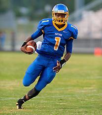 2014 James B. Dudley High vs Jamestown Ragsdale High