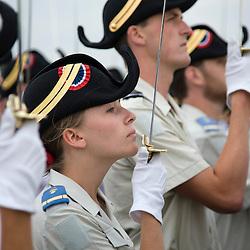 2011/07 Répétitions du défilé à pied du 14 juillet 2011