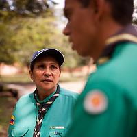 Maria Angeles Paredes vive en Valencia, Edo. Carabobo. Gracias a FundaHigado y a su famiia, se le practicó un trasplante de higado. Caracas, 11 Nov. 2011 (Foto/ivan gonzalez)