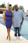 6/27/2015 - Tamar Braxton Listening Event at her Home