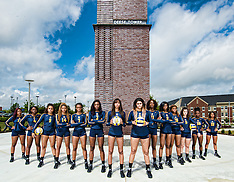 2016 A&T Volleyball Team Pictures (Picture Day)