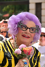JULY 15 2013 Dame Edna Everage press launch
