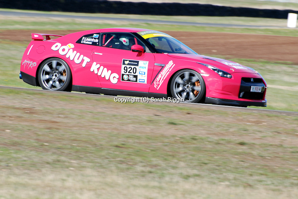 Media Day .Symmons Plains .Targa Tasmania 2009.27th of April 2009.(C) Joel Strickland Photographics.