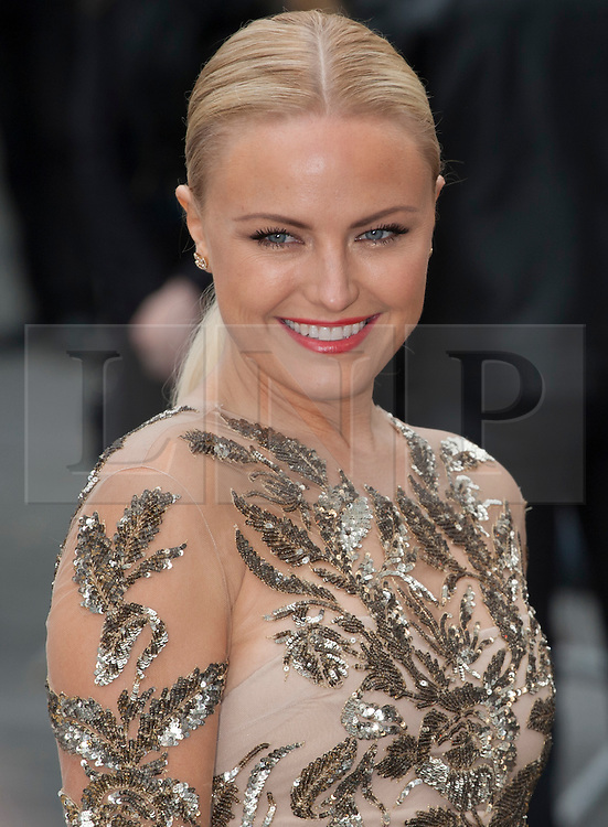 © licensed to London News Pictures. London, UK 10/06/2012. Malin Akerman attending to European premiere of Rock of Ages today in Leicester Square (10/06/12). Photo credit: Tolga Akmen/LNP
