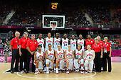 Basketball, Womens - USA vs Croatia (Preliminary Round Group A)