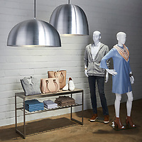 image selling lighting fixtures to be sold to the retail industry