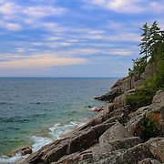 &quot;Agawa Bay Rocky Shore&quot;<br /> <br /> A truly gorgeous scene on Lake Superior in Ontario, Canada on Agawa Bay!