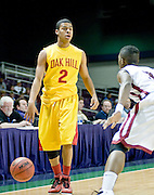 oak Hill Academy guard and Duke recruit Quinn Cook