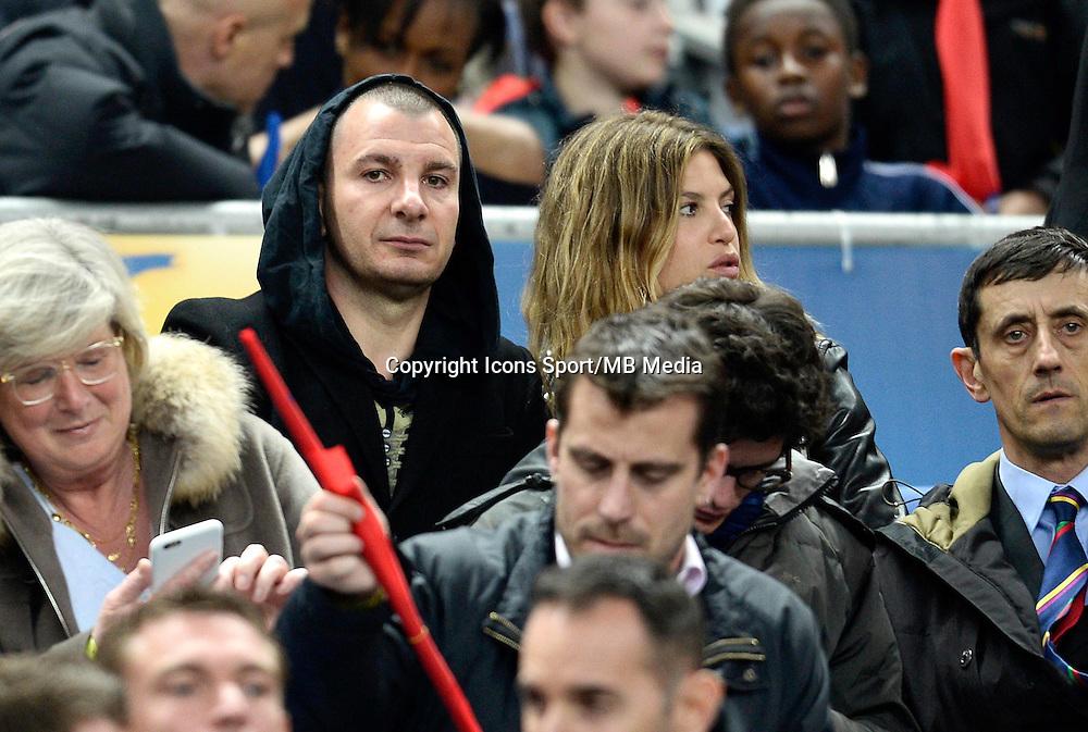 MICHAEL YOUN / ISABELLE FUNARO   - 11.04.2015 -  Bastia / PSG - Finale de la Coupe de la Ligue 2015<br />Photo : Visual / Icon Sport