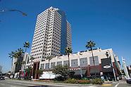 Landmark Square building in Long Beach