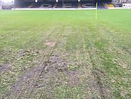 11-01-2016 Dens Park pitch
