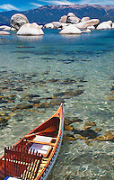 Lake Tahoe, Canoe