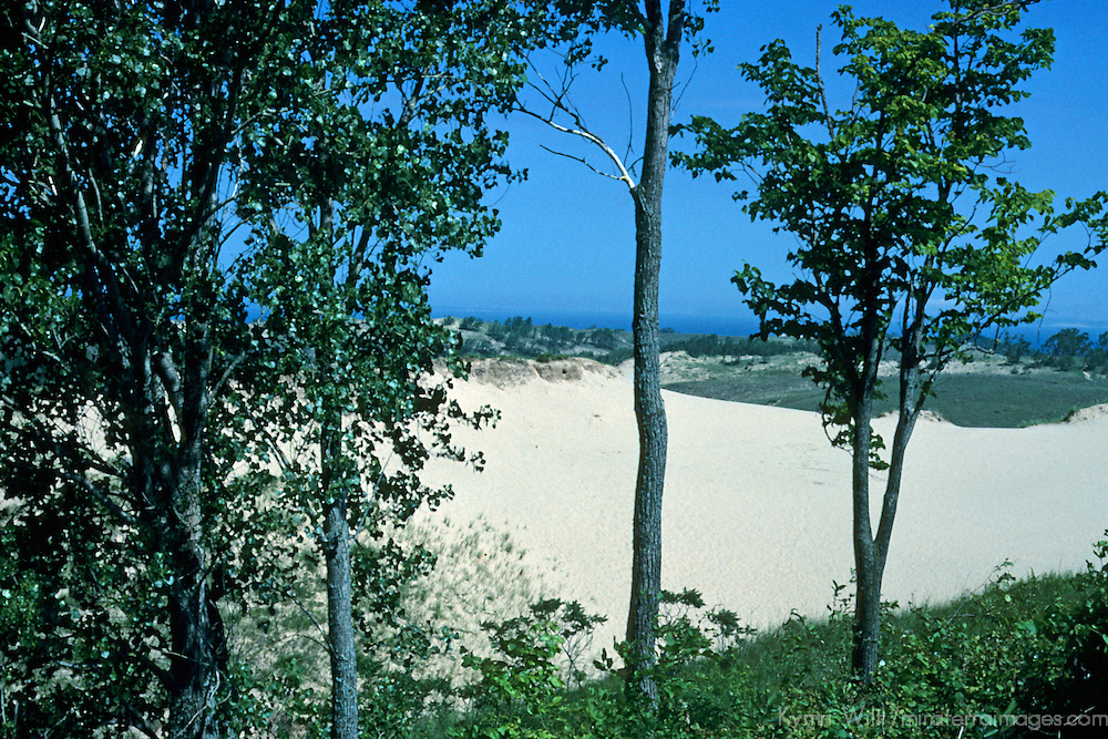 USA, Michigan, Sleeping Bear Dunes National Lakeshore.