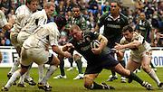 Reading, ENGLAND, Exiles Richard Skuse,  during the London Irish vs Saracens, Guinness Premiership Rugby, at the, Madejski Stadium, 06.05.2006, © Peter Spurrier/Intersport-images.com,  / Mobile +44 [0] 7973 819 551 / email images@intersport-images.com.