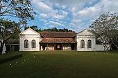 The Sunethra Bandaranaike House - Horagolla