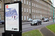 Clear Channel, The North Face photography