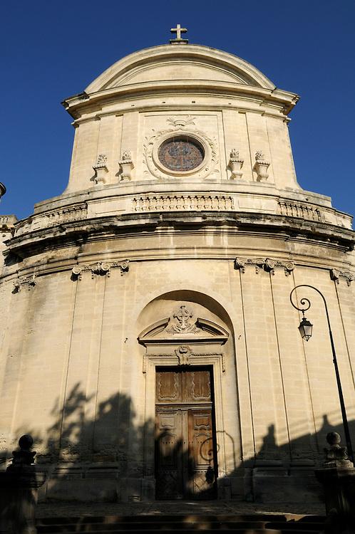 France, languedoc Roussillon, Gard (30), Uzès, église St. Etienne