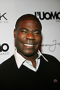 """Tracy Morgan pictured at the cocktail party celebrating Sean """"Diddy"""" Combs appearance on the """" Black on Black """" cover of L'Uomo Vogue's October Music Issue"""
