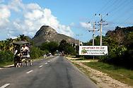 South of La Farola Highway, Guantanamo, Cuba.