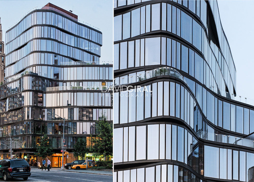 Architecture Photography NYC: 1 Jackson Square by Schuman Lichtenstein Claman Efron, Associate Architect, Chelsea, New York City