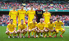 140514 Shamrock Rovers v Liverpool