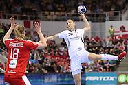 HBALL: 19-3-2016 - Denmark - Montenegro - Olympic Qualification
