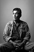Danny McCoy<br /> Marine Corps<br /> Corporal<br /> Scout<br /> Jan. 1969 - Dec. 1970<br /> Vietnam<br /> <br /> Veterans Portrait Project<br /> Houston, TX