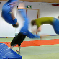 Judo for fred activities in Norway