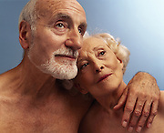 Portrait of a Mature Couple in Love<br /> Photography by Zac Macaulay<br /> Tel 0044 07947 884 517<br /> www.linkphotographers.com