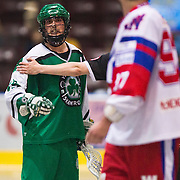 Round 1 - Game 1 - Wednesday August 6 vs New West Salmonbellies
