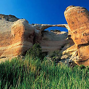 natural arch, Western Slope