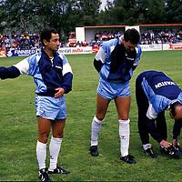 Länsi-Uusimaa - Tottenham Hotspur 1.8.1987