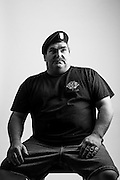 Bryan Thomas<br /> Army<br /> E-7<br /> 13B and 44B<br /> Panama, Desert Storm, Somalia <br /> 1989 - 1996<br /> <br /> Veterans Portrait Project<br /> San Antonio, TX
